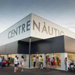 centre nautic exterior